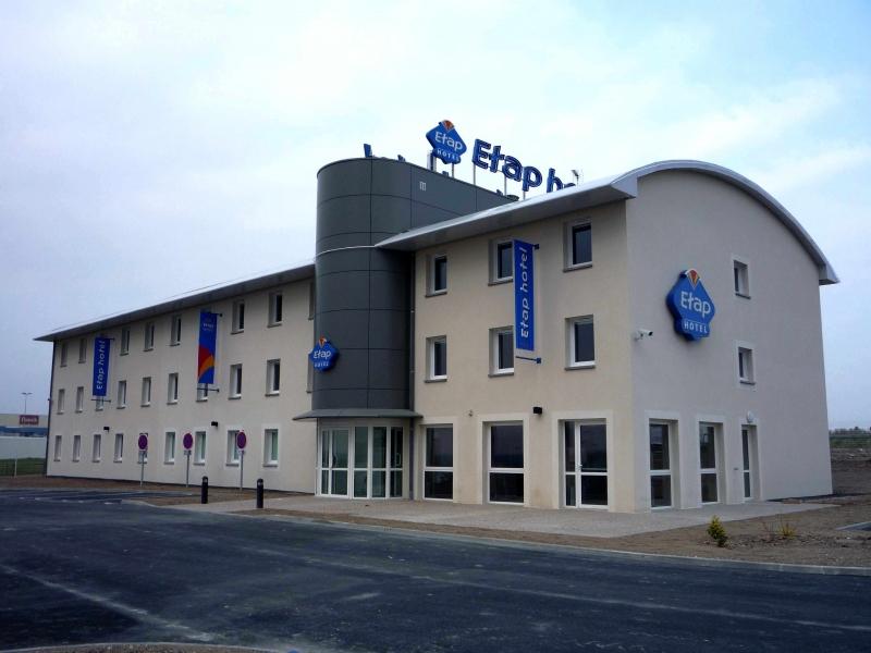 Réhabilitation de l'ETAP HOTEL de RAMBOUILLET…