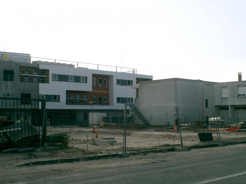 Les travaux du Centre Hospitalier de GIEN sont terminés