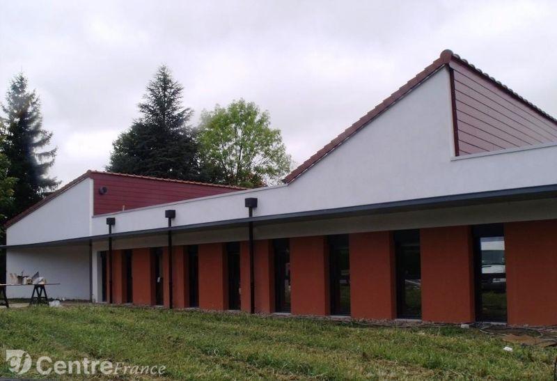 Inauguration MAISON DE SANTE PLURIDISCIPLINAIRE LA GUERCHE/AUBOIS